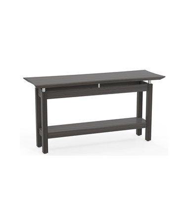MAYSTST - Sterling™ Series Sofa Table - Textured Driftwood