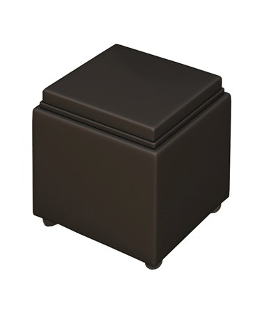 Santa Cruz® Series Mobile Storage Ottoman MAYVCCS