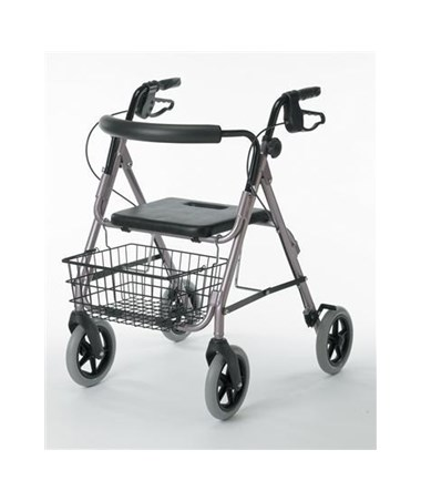 Medline MDS86850E Guardian Deluxe Rollator