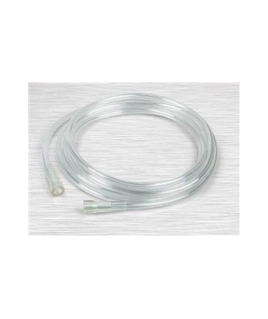 No Crush Clear Oxygen Tubing - 7 Ft. MEDHCS4507