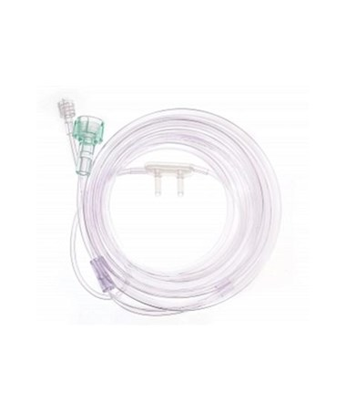 "Adult Male CO2 Sampling Cannula - 4"" Line MEDHCS4560"
