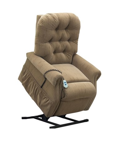 Tall Mid-Size Lift Chair - 3 Way Recline MED_2553T