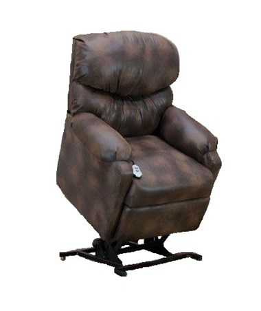 Wall Hugger Midsize Reclining Chair MED5300