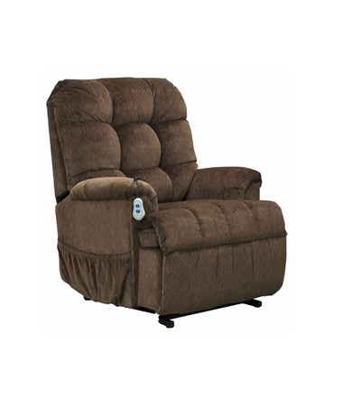 Wall-A-Way Power Lift Chair & Chaise Recline Model MED5500