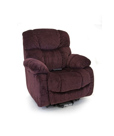 Wall Hugger Bentley Reclining Power Lift Chair MED5900