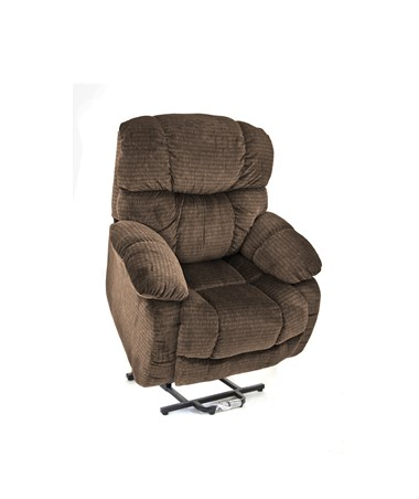 Petite Wall Hugger Bentley Reclining Power Lift Chair MED5955P