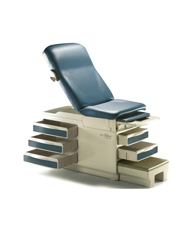 MID204-001- 204 Manual Exam Table - 5 drawers