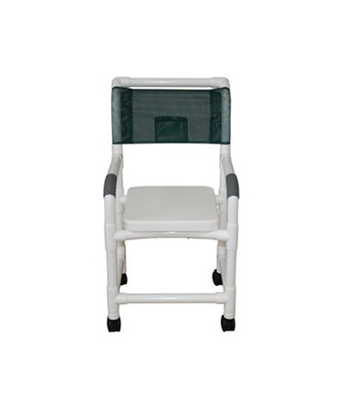 Shower Chair with Soft Seat MJM118-3-SSC