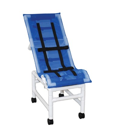 MJM PVC Reclining Shower Bath Chair - Save at Tiger Medical, Inc