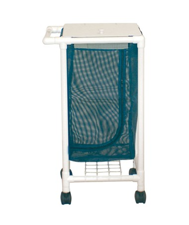 MJM 213-S Space Saving Single Hamper
