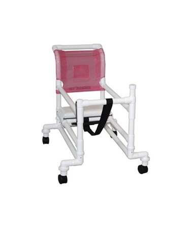 MJM 414-3TW Pediatric Height Adjustable Walker