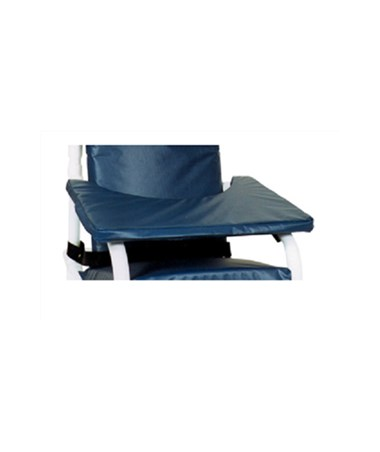 MJM518-TP, Enclosed Padded Lap Tray With Anti Bacterial Upholstery