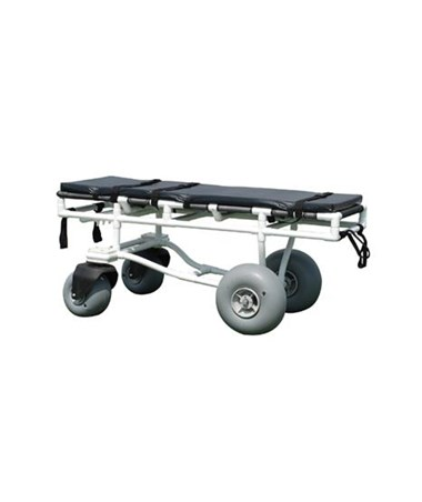 MJM 780-ATS All Terrain Beach Stretcher