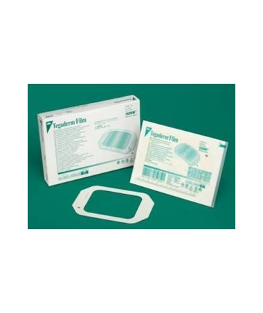 Tegaderm™ Plus Transparent Dressing (with Iodophor), Original Frame Style MMM9526
