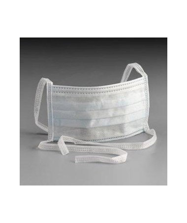 3M Standard Tie-On Surgical Mask