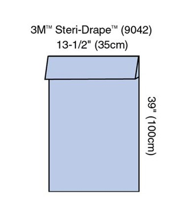 Steri-Drape™ Extremity Covers MMM9042-