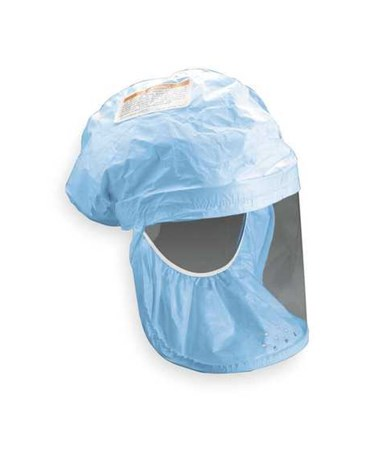 3M Tychem Head Cover for Air-Mate in Blue