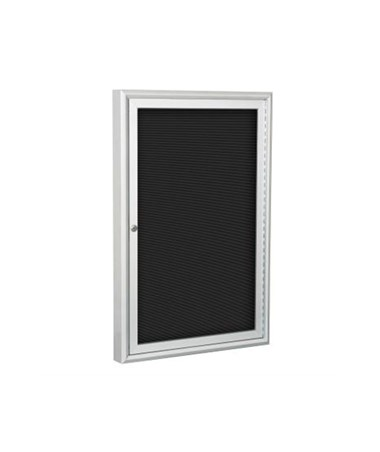 Indoor Enclosed Directory Board Cabinet MOO98PSA-I