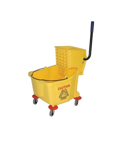 Mop Bucket and Wringer Combo NDCP121010_x2