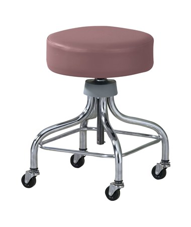 Chrome Base Stool P272100