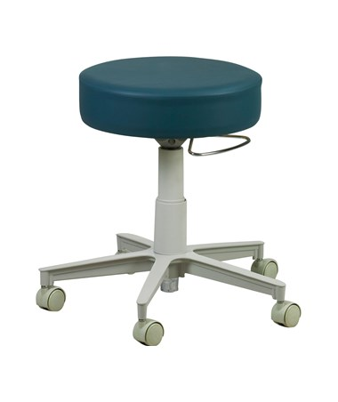 5-Leg Powder-Coated Aluminum Base Stool P272175