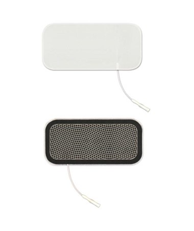 Gentle Stim Control Foam Neurostimulation Electrodes Rectangle