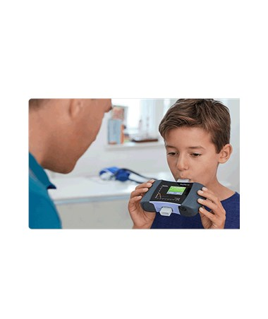 NDD2500-2A - Easyone® Air Spirometry System - In Use