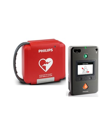 PHI861388- HeartStart FR3 Defibrillator - FR3 with Rigid Case