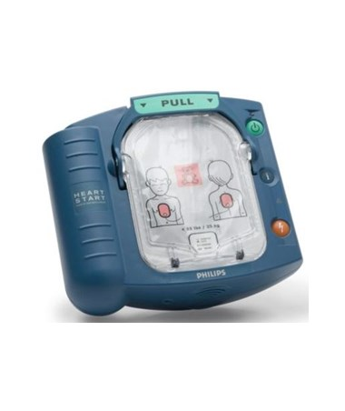 PHIM5066A HeartStart OnSite Defibrillator (HS1) - AED with with Child Pads