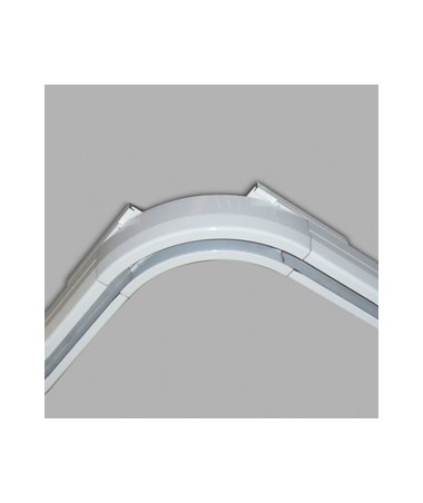 90-degree Curve Track for Ceiling Lifts PRS364220