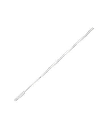 "6"" Sterile Mini-Tipped Nylon HydraFlock Swab with Polystyrene Handle PUR25-3316-H"