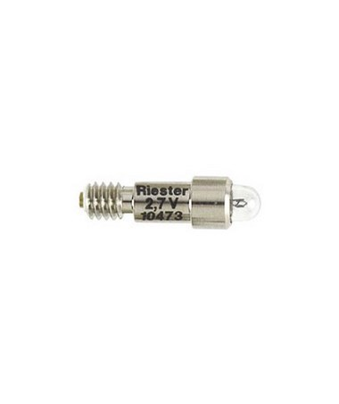 2.5V Xenon Bulb for E-scope® and Ri-mini®, Pack of 6 RIE10473