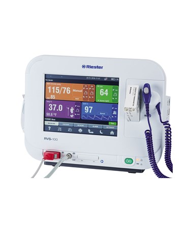 RVS-100 Advanced Vital Signs Monitor RIE1960-RRXXU-