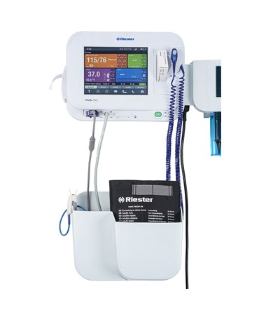 RIE1961-RRXXU- RVS 200 Integrated Modular Wall Diagnostic Station - Vital Signs Monitor