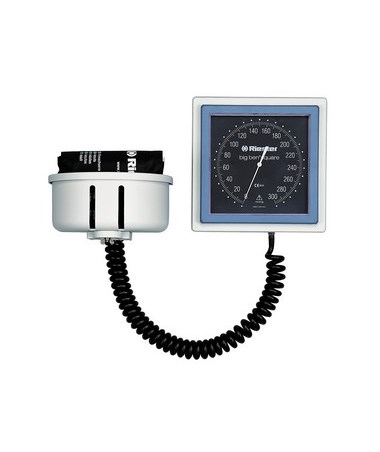 Big Ben® Square Aneroid, Wall Model RIELF3655-109