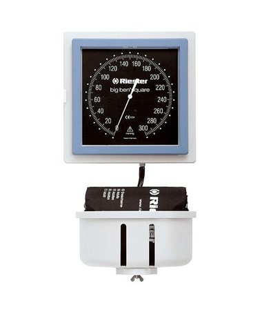 RIERF-02- Ri-former® Integrated Wall Diagnostic Unit -  with Big Ben® Aneroid