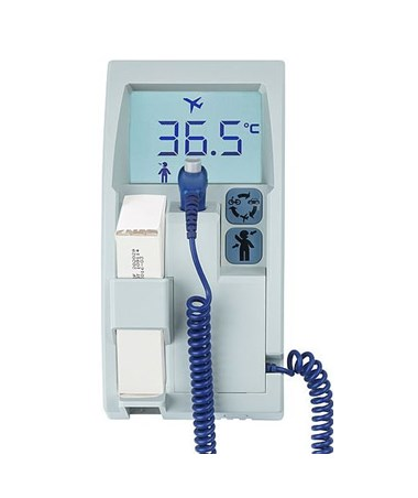 RIERF-02- Ri-former® Integrated Wall Diagnostic Unit - with RPT-100 Thermometer