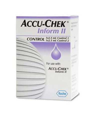Accu-Chek® Inform II Controls ROC5213509001