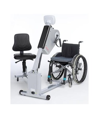 with Wheelchair in place of Chair