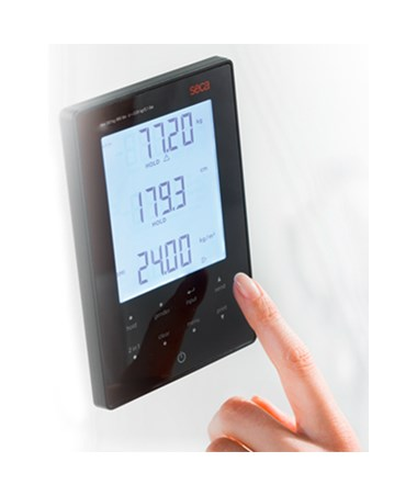 SEC2841300109 - 284 Wireless Measuring Station for Height & Weight - Three-line Display