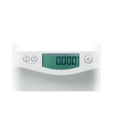 SEC3741321004 - 374 Wireless Baby Scale with Extra Large Weighing Tray  - Display and Controls