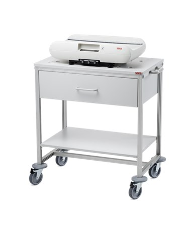 SEC4030000009 - Mobile Cart for Seca Baby Scales - with Scale Mounted