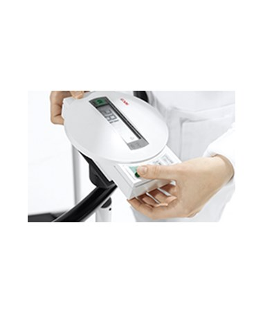 SEC6441321108 - 644 Digital Multifunctional Handrail Scale with Wireless Transmission - Rotating Display