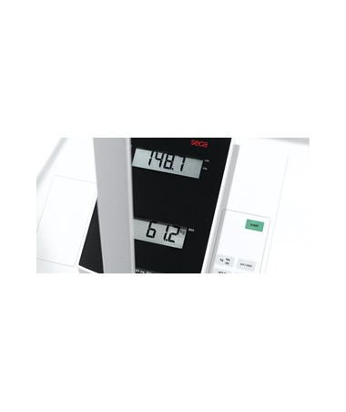 SEC7631321109 - 763 Digital Weighing & Measuring Station with Automatic BMI Calculation -Display