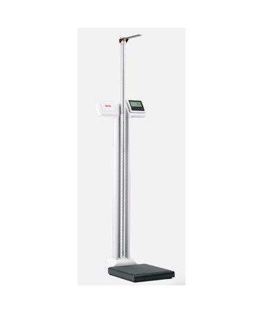 777 Digital Column Scale with Eye-Level Display and Measuring Rod Shown
