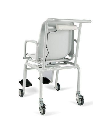 SEC9521309009 - 952 Chair Scale for Weighing While Seated - Back View