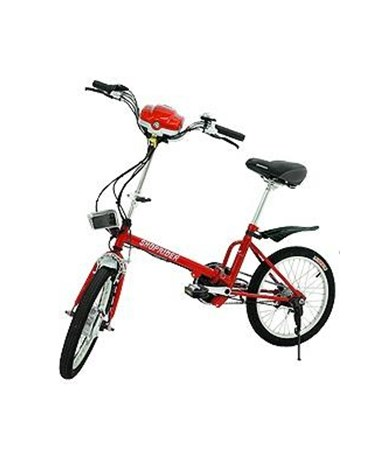 Sunrunner Power Assist Folding Electric Bike