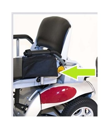 Cup Holder for Wheelchairs & Mobility Scooters TZOCUPHOLDER