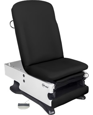 Power 100 Exam Table with Manual Backrest UMF4070-650-100-