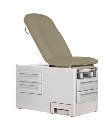 Signature Series - ProSideStep Exam Table with Optional Armboards and Accessory Rails UMF5240-145